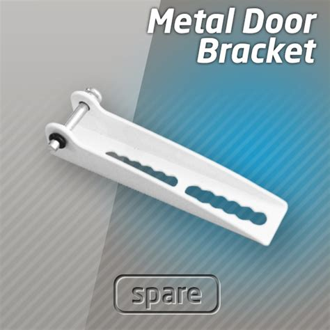 metal door bracket touch n hold a more convenient