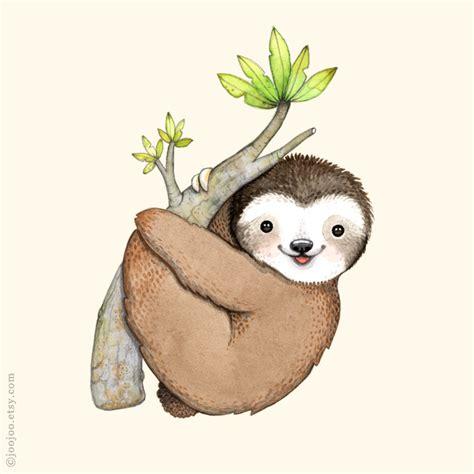 Hanging Christmas Tree by Joojoo U Comme Unau S Is For Sloth