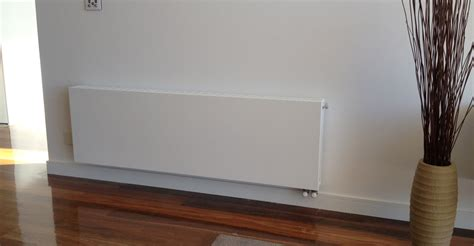 Hydronic Wall Radiators Angus Eeles Hydronic And In Floor Heating Ballarat And