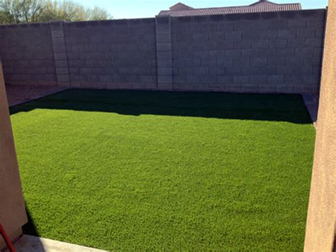 installing turf in backyard artificial turf residential fake grass sedona arizona