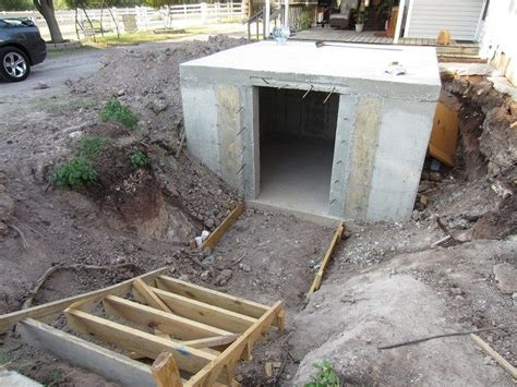 building a bunker in your backyard homemade underground survival shelters crazy homemade