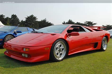 91 Lamborghini Diablo 1991 Lamborghini Diablo Image