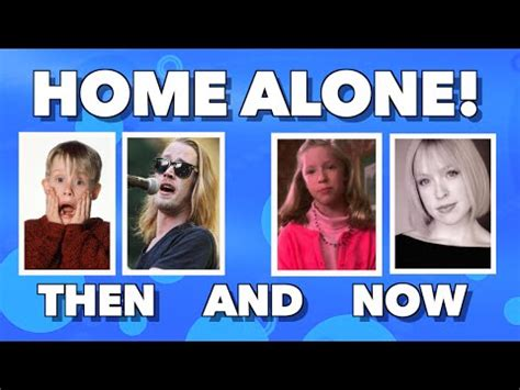 home alone then and now funnydog tv