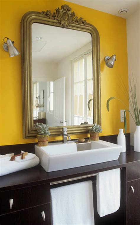 Yellow Bathroom Ideas by 15 Yellow Bathroom Ideas And Designs You Must See