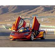 Avenged Car McLaren F1 Fast And Sport Cars