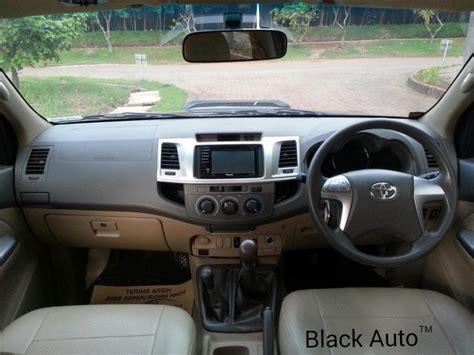 Toyota Hilux 2012 Solar toyota hilux cabin 2 5 vnturbo diesel 4wd g manual