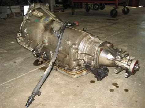 97 camaro transmission 96 97 chevy camaro automatic transmission 6 231 3 8l