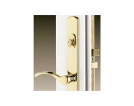 sliding door 400 series locks 400 series frenchwood 174 hinged patio door