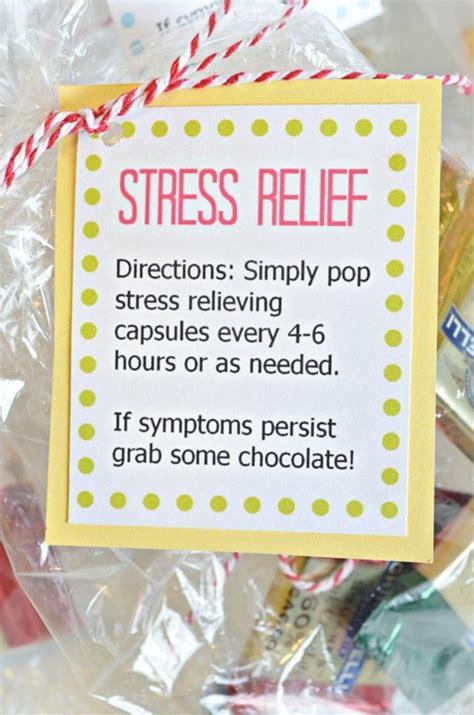 simple stress relief gift idea u create