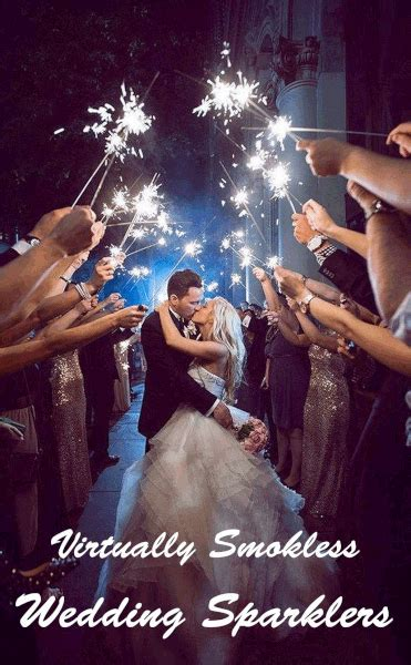 Wedding Sparklers   Best Sparklers For Weddings   Free