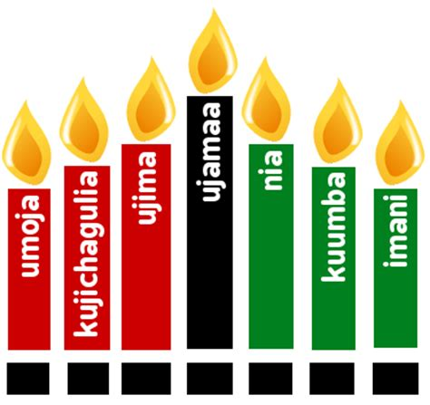 seven steps to kwanzaa the voice online