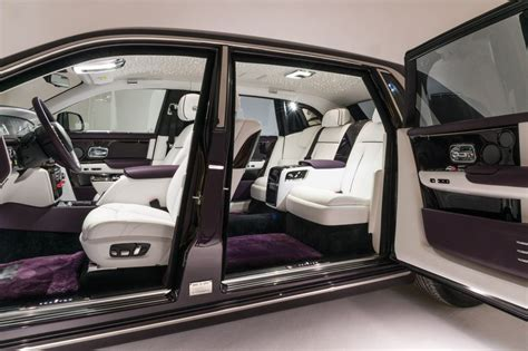 luxury rolls royce interior rolls royce phantom 8 pictures evo