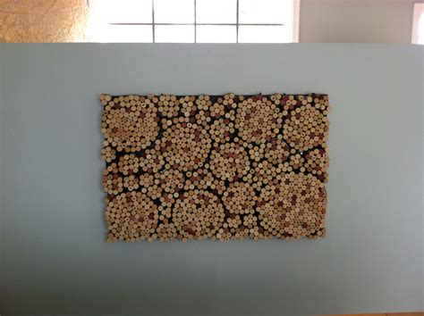 wine bottle wine cork wall art large decorative by wine cork spirals wall art decor ideas pinterest