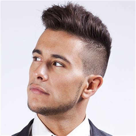 mens gq hair shaved sides hairstyle for men 2013 hairstyles 2018