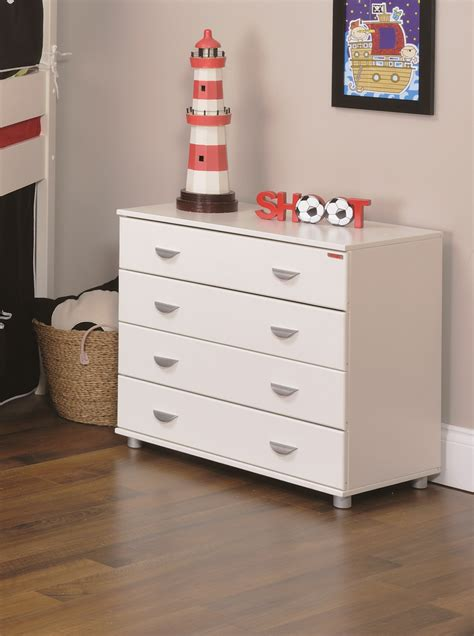 Stompa Drawers by Stompa Uno 4 Drawer Chest