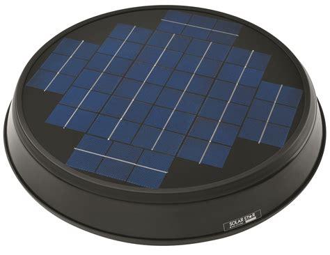 solar star attic fan solatube international introduces new line of solar star