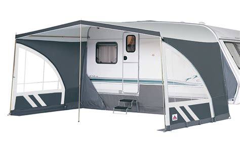 electric awnings for caravans dorema panorama sun canopy