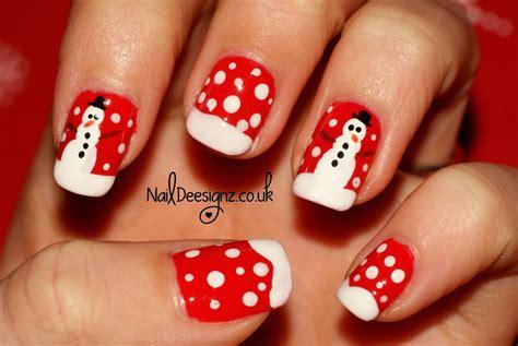 Nail Designs Snowman naildeesignz snowman nail