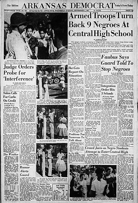 Q+A: The Youngest of the Little Rock Nine Talks About Her
