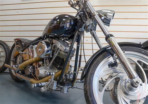 Custom Harley Davidsons For Sale by Used Harley Davidsons For Sale From Grizzly S Custom Bikes