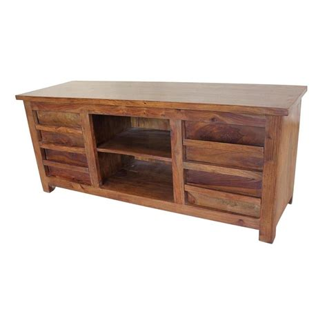 commode indienne commode ethnique indienne en bois recupere 100x90x40