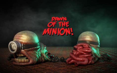 imagenes de minions zombies dragger zombie minions cg gallery computer graphics