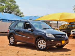 Mercedes Ml 350 Price Used Mercedes Ml 350 4matic 2007 Ml 350 4matic For