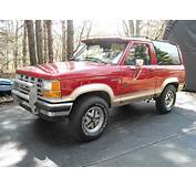 1990 Ford Bronco II  Pictures CarGurus