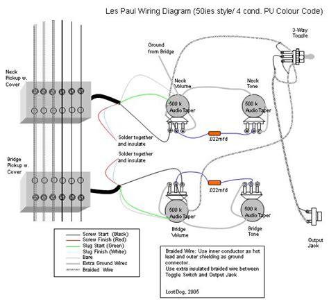 coil splitting wiring diagram les paul efcaviation