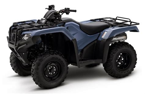 Honda Foreman Accessories by 2017 Honda Atv Model Lineup Prices 2017 Vs 2016
