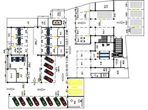 maintenance workshop layout plans the atuo repair workshop design for you