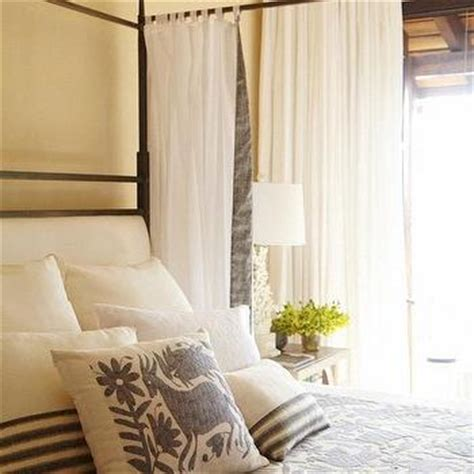 otomi headboard canopy bed design ideas