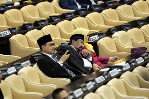 Kursi Anggota Dpr istana jumlah kursi dpr tak perlu ditambah republika