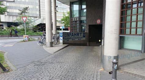 garage bonn mieten friedensplatz parkhaus bonn parken in bonn