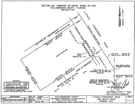 house survey 228 litha pinecrest land for sale maps