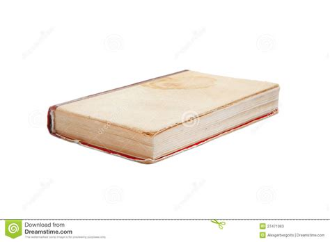 Cloth Covers Book With A Spot With Cloth Cover Stock Photos Image