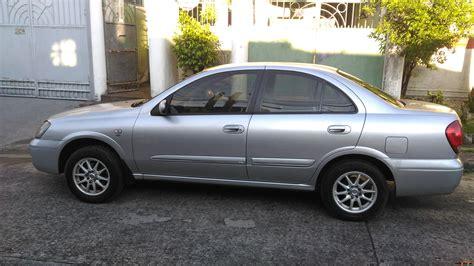 car nissan sentra nissan sentra 2005 car for sale metro manila philippines