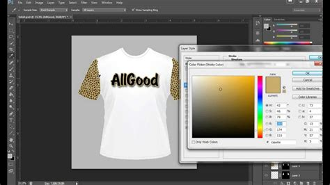 design t shirt adobe photoshop how to design a t shirt in photoshop youtube