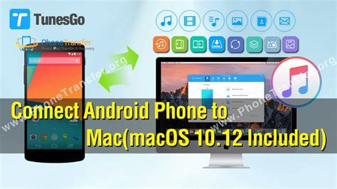 how to connect android phone to mac connect android phone to mac iphone manager