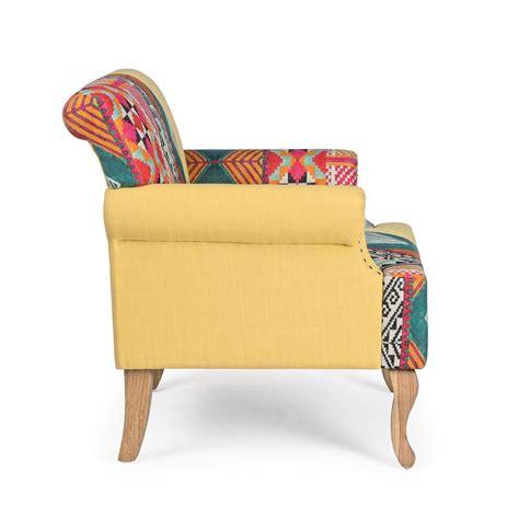 poltrona colorata poltrona vintage colorata mobili etnici provenzali