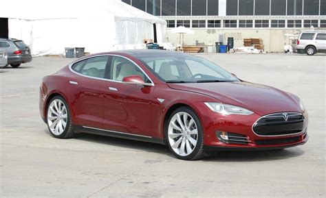 2014 Tesla Model S Car And Driver