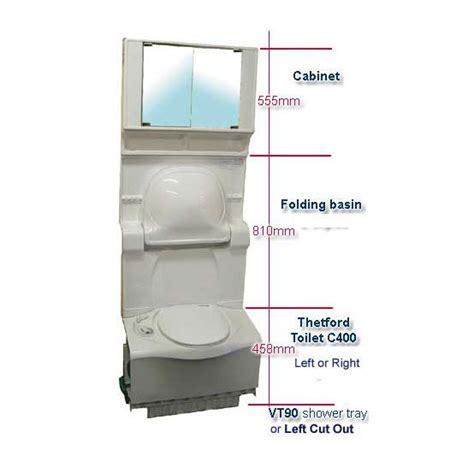 motorhome bathroom modules caravansplus 670mm wide possible bathroom layout