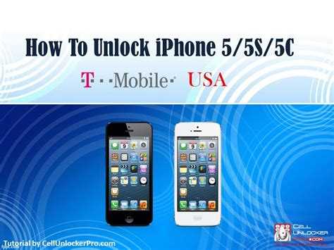 youtube tutorial iphone 5c how to unlock iphone 5 5s 5c locked to t mobile usa