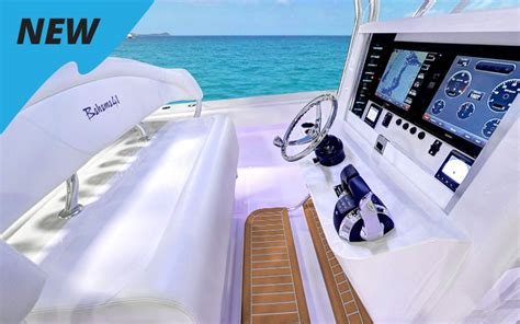 cigarette boat to bahamas new virtual tour featuring bahama 41 super center console