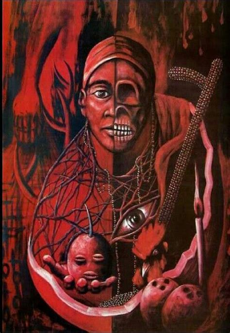 elegua art by o d guadarrama orishas art pinterest