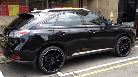 lexus rx350 rims feedback from owners with 22 quot wheels rx450h club lexus