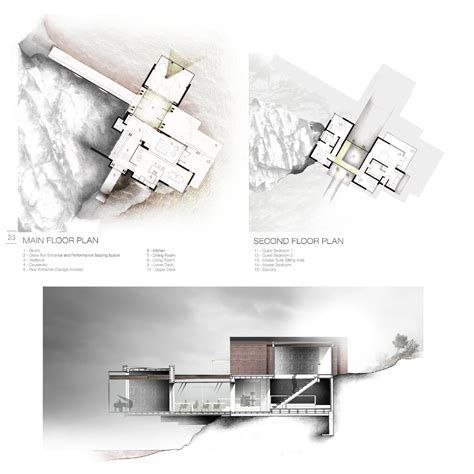 Resume Sample Architecture by Issuu Architecture Portfolio By Benoit Maranda Home