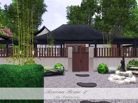 pralinesims korean home 2