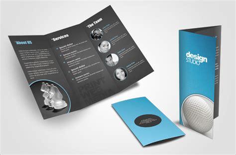 tri fold brochure design layout download download creative tri fold brochure design layout for