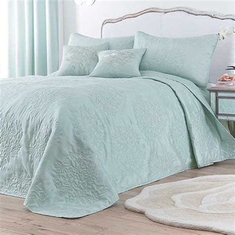 blue bed spread king size bedspread duck egg blue furniture duck egg blue